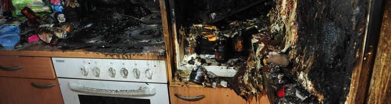 Fire Damage & Remediation