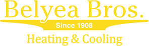 Belyea Brothers Heating & Cooling Logo